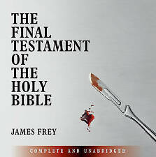 The Final Testament of the Holy Bible by James Frey (CD-Audio, 2011)