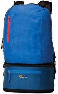 Lowepro Passport Duo Camera Bag - Horizon Blue/Midnight Blue