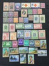 MOMEN: ST LUCIA SG # MINT OG NH £ LOT #5338