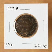Canada - 1907 H - One cent - #2705