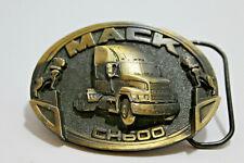 Mack CH600  Belt Buckle