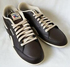 REEBOK ROYAL FLAG TRANSPORT LEATHER SHOES - MEN'S SIZE 9 US