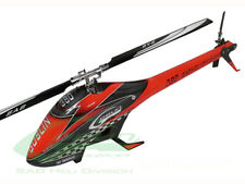 SAB Goblin 380 Flybarless Electric Helicopter Kit Red Black w/ 380MM Main Blades