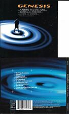 CD 11T GENESIS (PHIL COLLINS) CALLING ALL STATIONS DE 1997 MADE IN ITALY GENCD6