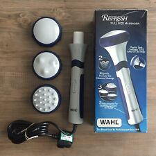 Wahl 4296-027 Mains Professional Flexible 2 Speed Refresh Full Size Massager