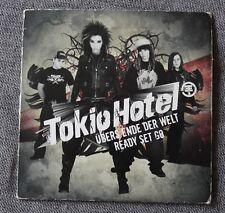 Tokio Hotel, ubers ende der welt / ready set go , CD single 3 titres