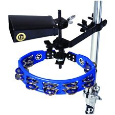 Lp Latin Percussion Lp160-K Cyclops Tambourine & Cowbell with Mount Kit