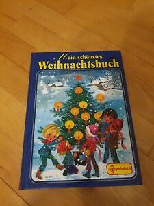 Mein schönstes Weihnachtsbuch-Felicitas Kuhn u.a.-Pestalozzi-1.Aufl.1996-s. gut