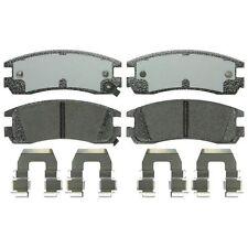 Disc Brake Pad-OE Ceramic Brake Pad Rear DURALAST GOLD by AutoZone DG698