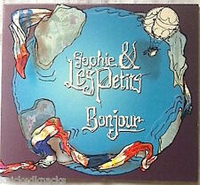 Sophie & Les Petits: Bonjour-new 2011 CD • ship free in US/WW shipping availabe