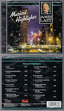 CD 14T JAMES LAST MUSICAL HIGHLIGHTS DE 1999 GERMANY NEUF SCELLE