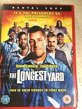 adam sandler chris rock la plus longue Yard ~2005 Prison Sport Comédie Location