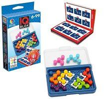 IQ - Blox Smart Games Knobelspiel Logikspiele Reisespiel 1 Spieler 18037