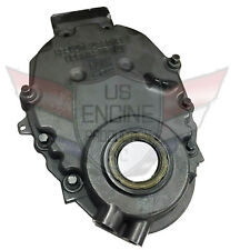 95-Up Chevy Vortec Small Block V8 Timing Cover ZZ4 No Sensor GM 12562818 NEW