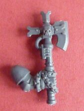 Black Templar Space Marine POWER AXE - Bits 40K