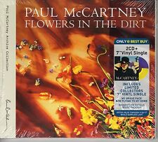 "PAUL McCARTNEY Flowers In The Dirt  2CD & Online Code for FREE Vinyl 7"" Single"