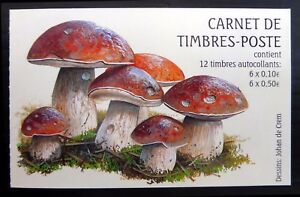 LUXEMBOURG 2004 Fungi Booklet SB14 (£5.50 Each) NC150