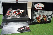 MOTO HONDA NSR / V 500 #14 J. Borja de 1998 au 1/24 TWO WHEELS TWR99009 Vitesse
