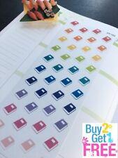 S189-Book, Reading, Study, School, Bible :Planner Stickers Erin Condren