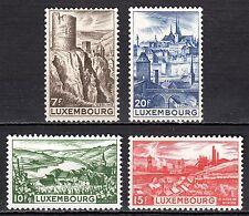 Luxembourg - 1948 Definitives landscapes - Mi. 431-34 MNH