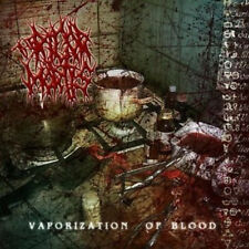 "The Rigor Mortis ""Vaporization Of Blood"" CD [RUSSIAN HORROR GOREGRIND]"