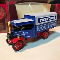 MATCHBOX LESNEY MODELS OF YESTERYEAR Y-27 1922 FODEN STEAM LORRY MIB NOS