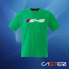 Camiseta e46 m motorsport basado bmw (ENVIO 24/48h)