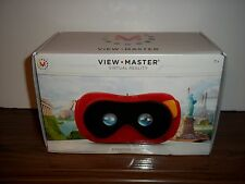 2015 MATTEL--VIRTUAL REALITY VIEWMASTER (NEW) STARTER PACK