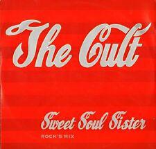Cult, Sweet Soul Sister (Rock's Mix), NEW/MINT Original UK 12 inch vinyl single