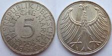 TOP! 5 DM 1956 J in SEHR SCHÖN / VORZÜGLICH !!!