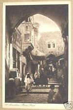LEHNERT & LANDROCK N°620 JERUSALEM DAVID STREET RUE