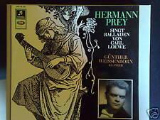 Hermann Prey--SMC 80733-Balladen von Carl Loewe-TOP