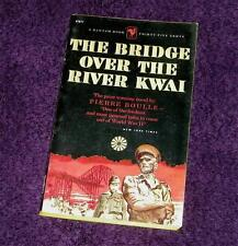 PIERRE BOULLE pb The Bridge Over the River Kwai 1957 free ship