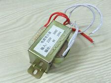 Power Transformer 220V 50Hz Input 10VA AC 9V Output s406