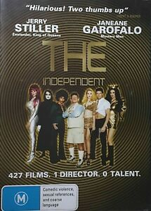 The Independent DVD - Comedy Jerry Stiller