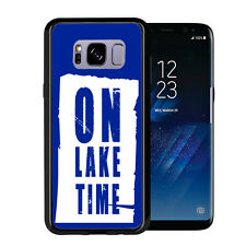 On Lake Time For Samsung Galaxy S8 2017 Case Cover By Atomic Market