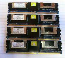 Nanya NT1GT72U8PB1BN-3C 4GB (4x1GB) PC2-5300 DDR2 ECC CL5 240P DIMM Memory
