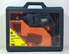 Black & Decker Trapano a Percussione 2 velocità KR502K 500W 230V Hammer Drill