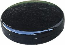 "03-16 DODGE RAM 3500 Dually 1-ton FRONT BLACK Center Hub Cap for 17"" Dual Wheels"