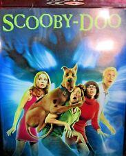 SCOOBY -DOO HD DVD NEW! Freddie Prinze,Sarah Gellar,Mathew lillard, Family Movie