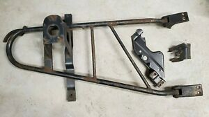 1987-96 FORD BRONCO Full Size Tailgate SPARE TIRE CARRIER