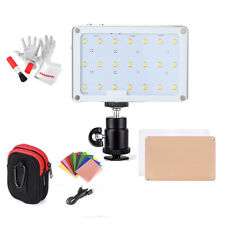 SOKANI X21 CRI 97+ LED Video Light Daylight 1600mAh for Sony Nikon Canon iPhone