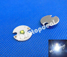 Cree XP-G XPG R5 Cool White LED Emitter LED Chip 1000mA With 16mm Round base DIY