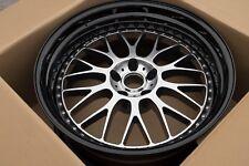 New Genuine WORK VS-XX SR 20X9.5J 5X114.3 3 Piece Wheel