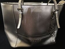 GUESS Purse Silver @@@LOOK@@@