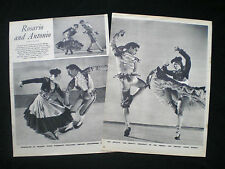 1950s Not Signed Ballet & Dance Collectables