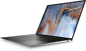 "Dell XPS 13 9310 Gen11 i7-1185G7 32GB RAM 1TB SSD 13.4"" UHD+ Touch Silver Win10"