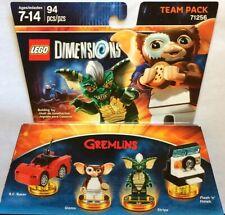 LEGO Dimensions 71256 Gremlins Team Pack Gizmo Stripe New in Box