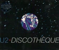 U2 Discotheque RARE CD Single #N12A