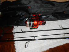 Lonpar Fishing Rod and Reel Combos Nylon Line and Carrier Bag Suit fo
